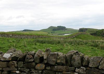Hadrian's Wall Day 2  24/06/2013