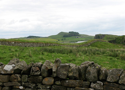 Hadrian's Wall Day 2  24/06/2013