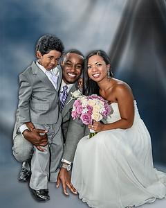 Wedding Day - Char and Khalief