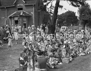 Conservative Club Fete, June 28th 1952