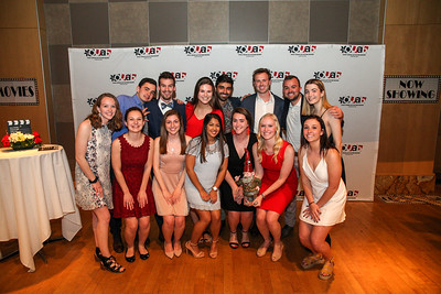 OUAB End of Year Banquet
