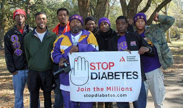 Diabetic Kitchen Walk 11-17-12