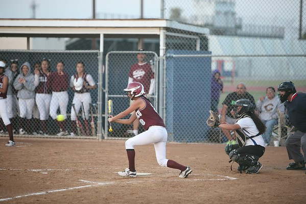Apr 16, 2013 Central vs Calexico Softball