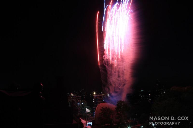 2013 Boston | July 4th Fireworks