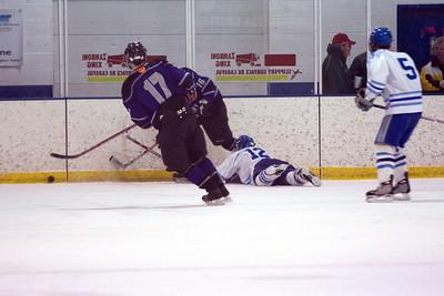Duluth Junior Gold vs Jefferson 2-02-2008