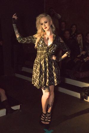 Zombie Gear Fashion Show
