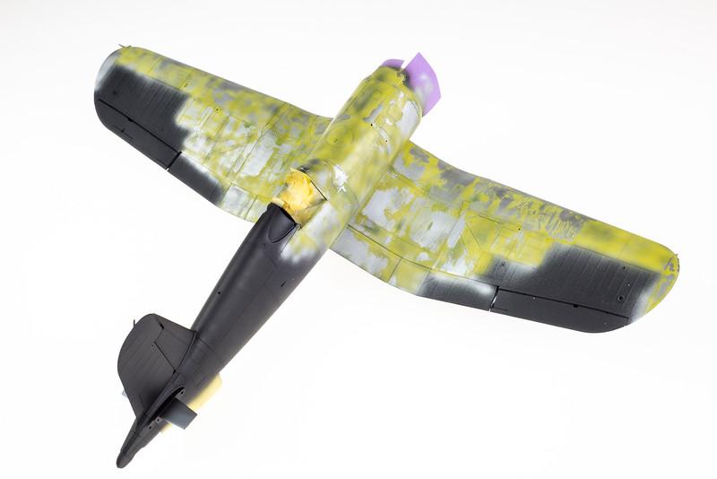 Tamiya F4U-1 Corsair - 10-09-14 -1.jpg