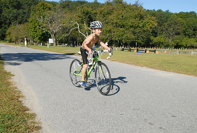 Mighty Kids Triathlon 2012 BIKE