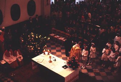 Erstkommunion Lankowitz 1975