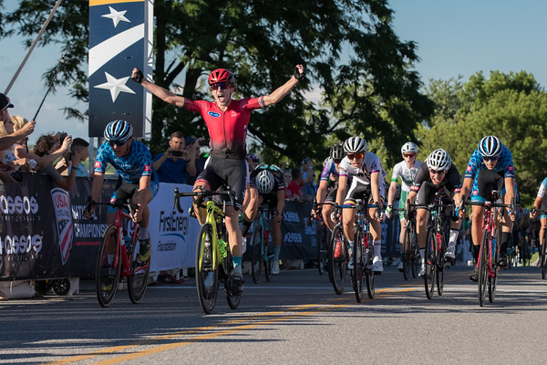 USAC Amateur Road Nationals 2019 - Road Race Day 1