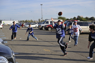 FFL Giants Outing and Tailgate 2009
