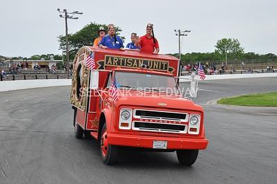 Saturday Night NASCAR w/ RI Shriners 6/27/15
