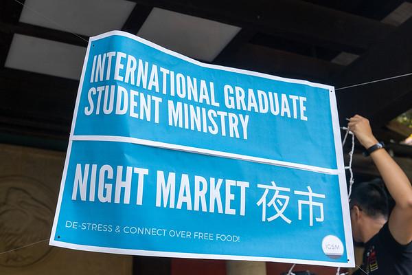 2019/09/20 IGSM Night Market