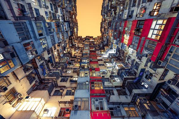 Hong-Kong apartments