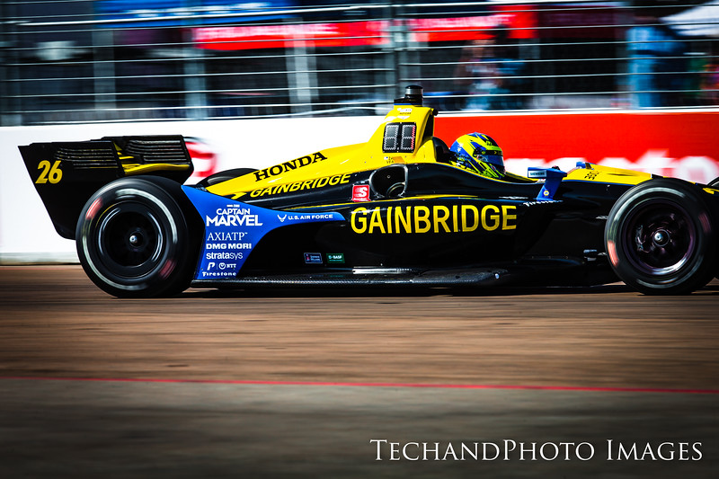 Saturday at the Firestone Grand Prix of St Petersburg