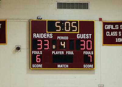 Windsor Locks Raiders vs Bolton