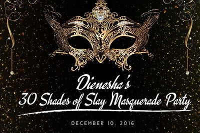 Dienesha's 30 Shades of Slay 12/10/16