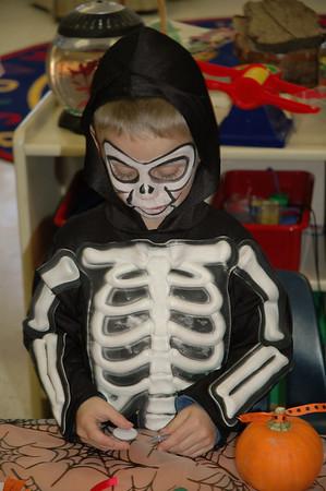 2011/10 - ECDS Preschool Halloween