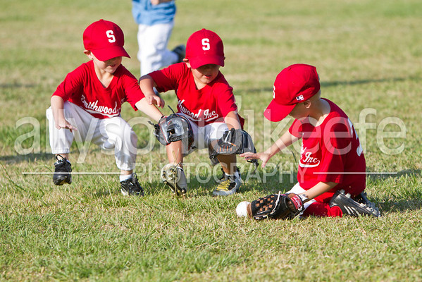 Smithwood, Inc. T-Ball, Game 2
