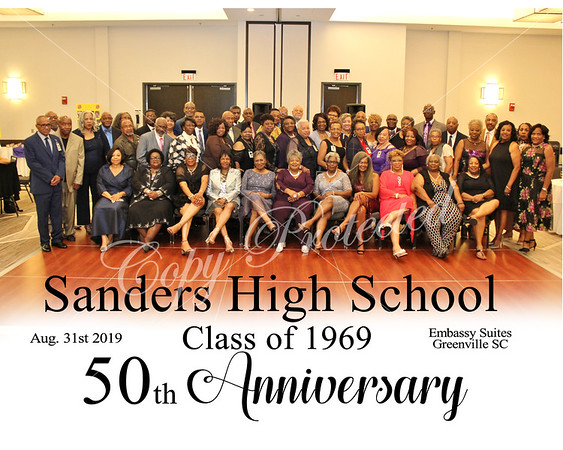 Sanders High School Class of 69