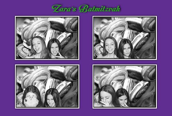 Zara's BatMitzvah