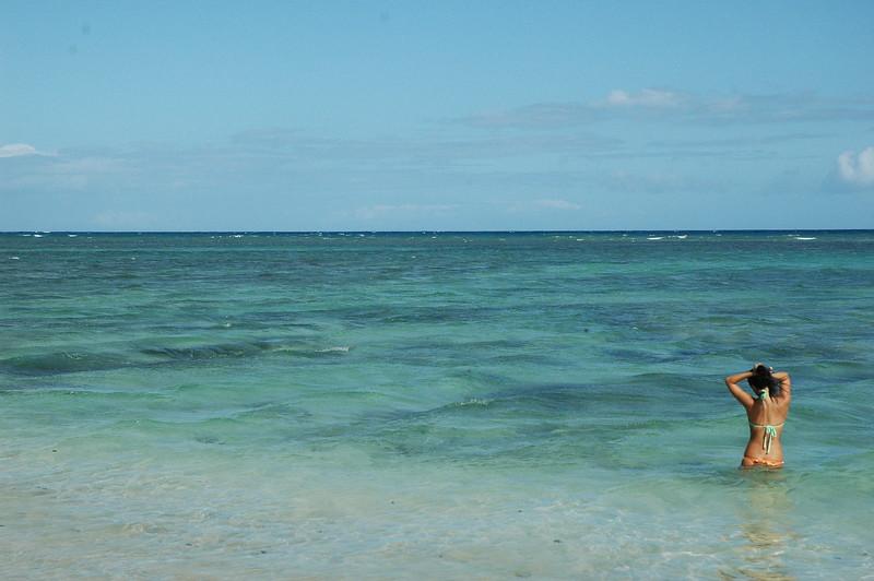 Hawaii - Kahala Beach-4.JPG