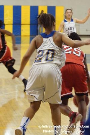 02-29-2012 Gaithersburg HS vs Blair HS Varsity Girls Basketball Playoffs Rd #3, Photos by Jeffrey Vogt Photography