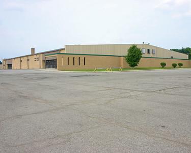 Indiana High School Basketball Fieldhouses