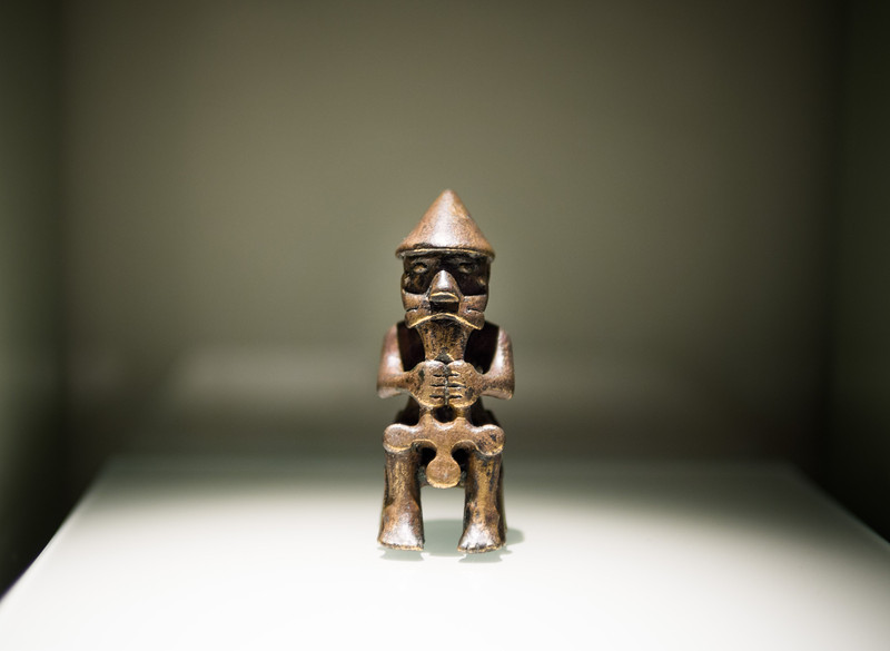 Small relic of Thor from the National Museum of Iceland