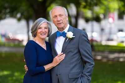 Suzanne & Gary