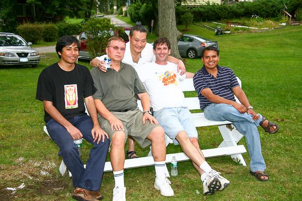 Jeff's BBQ - September 13, 2008
