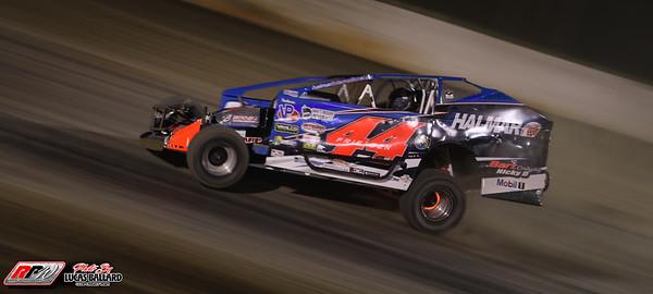 Lebanon Valley Speedway - 9/4/21 - Mr. DIRT Track USA - Lucas Ballard
