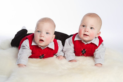 Aiden & Westley - 6 Month