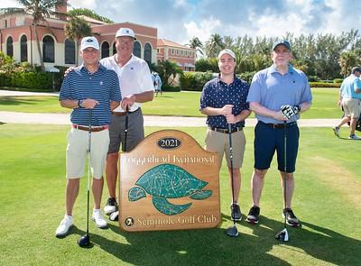 2021 Golf Invitational at Seminole Golf Club