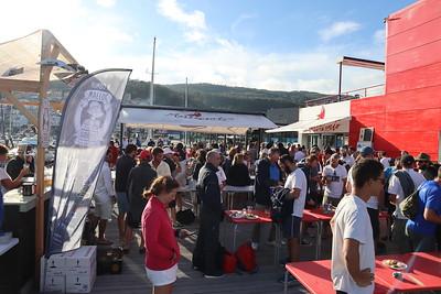 3ª Etapa · Reparto de Premios en Combarro