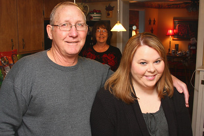 Mom and Dad's 12/24/2011