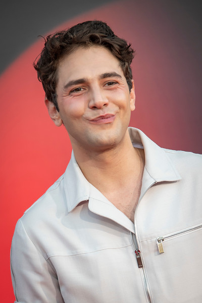 "WESTWOOD, CA - AUGUST 26: Xavier Dolan attends the Premiere Of Warner Bros. Pictures' ""It Chapter Two"" at Regency Village Theatre on Monday, August 26, 2019 in Westwood, California. (Photo by Tom Sorensen/Moovieboy Pictures)"