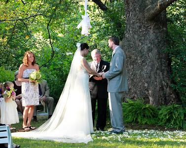 Abbi and David's Wedding Ceremony