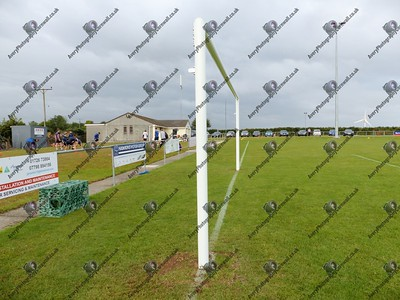 New Goalposts Arrive