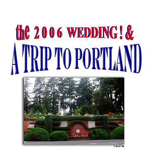 Portland - The Wedding - 2006