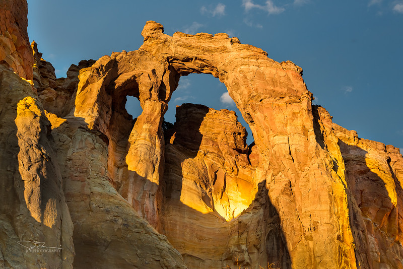 Grosvenor Arch, Grand Staircase, UT