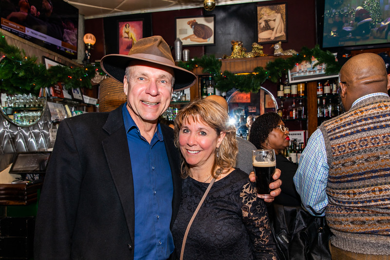 Jim Sollami, Trustee Emeritus, Denise Sollami PP '02,'08 & '09