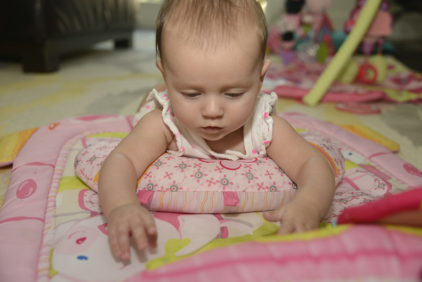 Tummy Time Again!