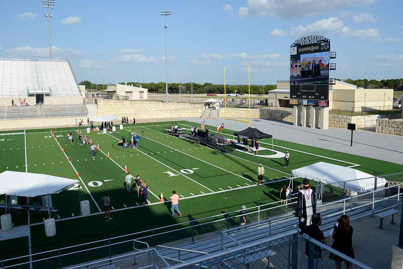 2020.07.09 - Vandegrift High School Graduation 2020