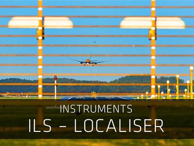 Instruments – ILS (Instrument Landing System) – Localiser