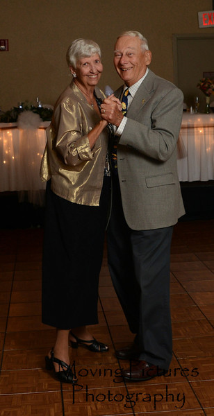 The couple married the longest - 58 years