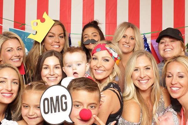 Easton's 1st Birthday Circus