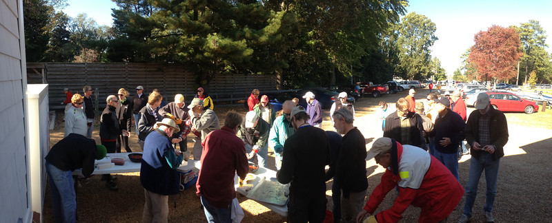 10/26 Closing Day Regatta Oyster Roast
