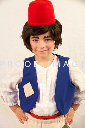 Saturday Primary Aladdin Cast