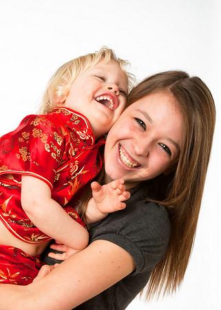 2011 Toni and Sienna